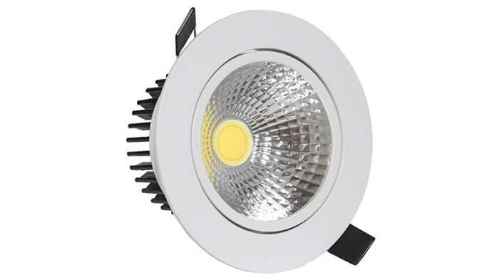 تفاوت لامپ SMD و COB