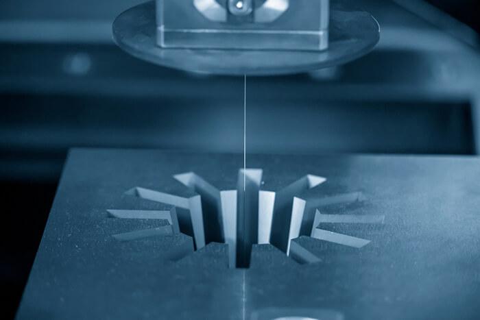 دستگاه CNC وایرکات