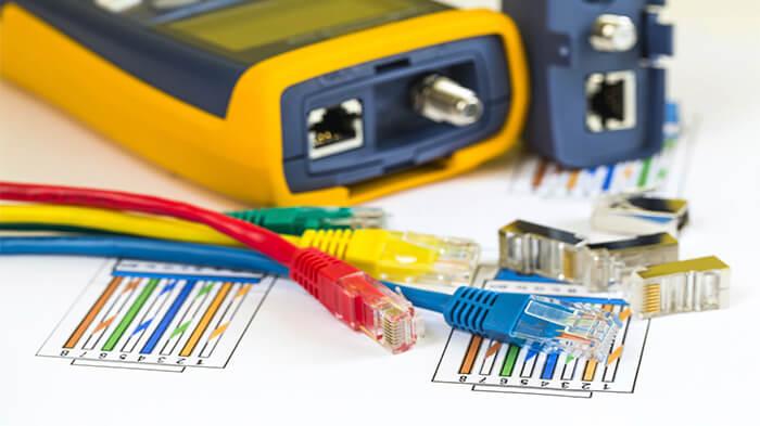 تست چنل Channel و تست پرمننت Permanent شبکه