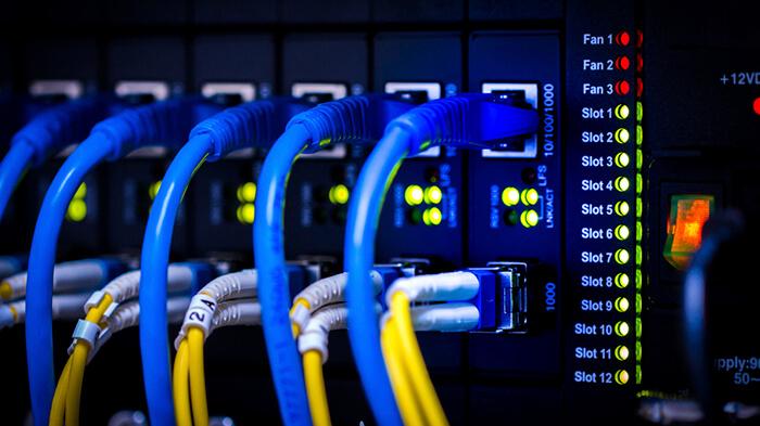 تجهیزات پسیو شبکه، پچ پنل و پچ کورد