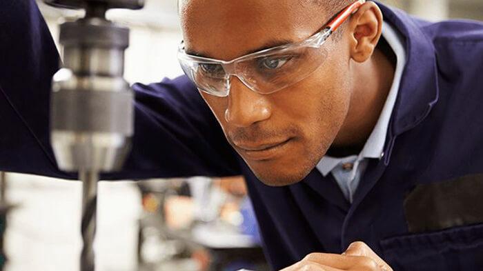 انواع عینک و گاگل ایمنی