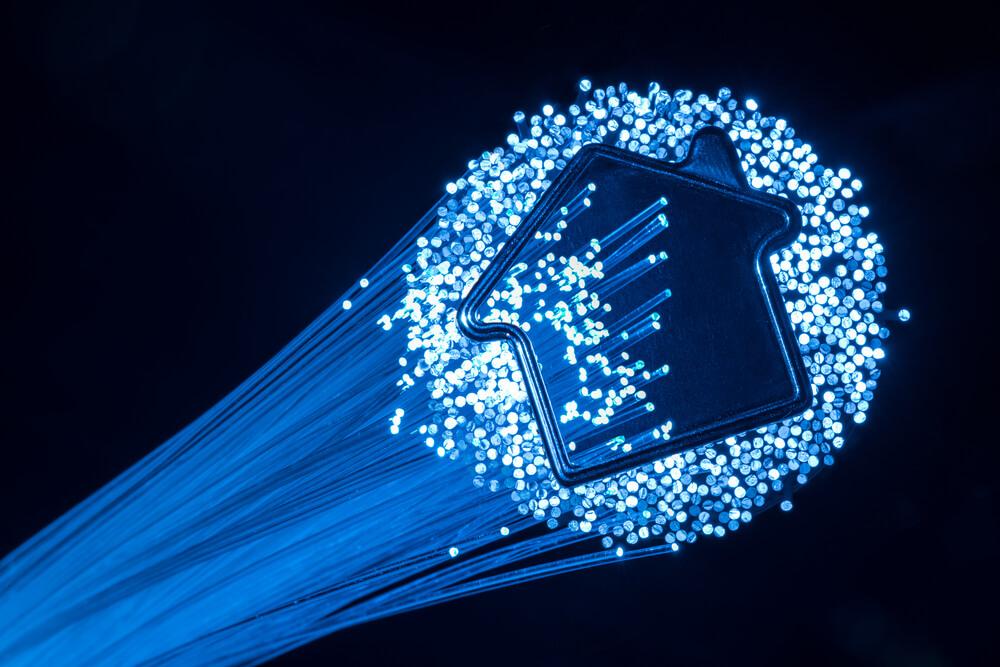 اینترنت فیبر نوری چیست