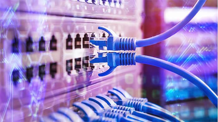 انواع کابل شبکه و پچ کورد