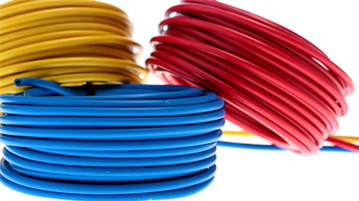 کابل شبکه با روکش PVC یا LSZH