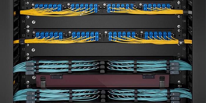 انواع پچ پنل شبکه