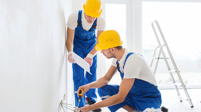 سیم کشی ساختمان چگونه است؟ مراحل و اصول سیم کشی ساختمان کدام است؟