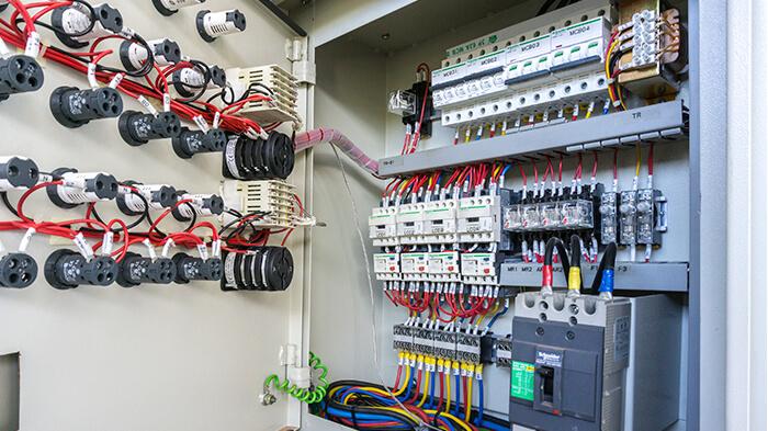 آموزش نصب تابلو برق