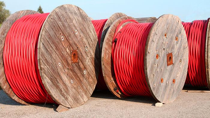 انواع کابل فشار قوی