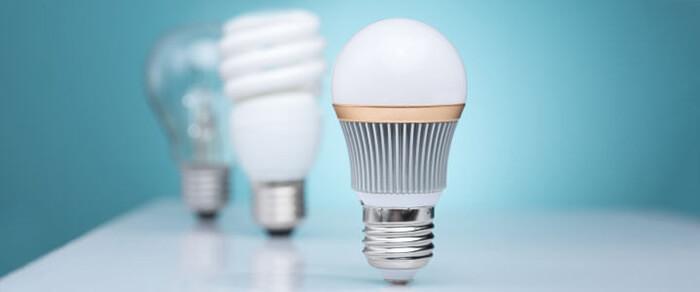 مزایای لامپ ال ای دی