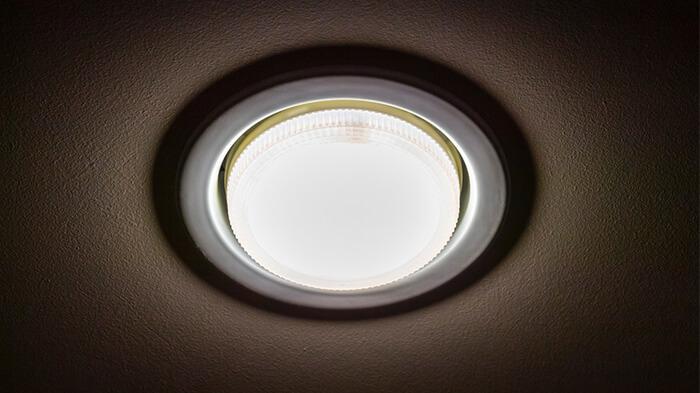 انواع چراغ سقفی و کاربرد آنها در نورپردازی
