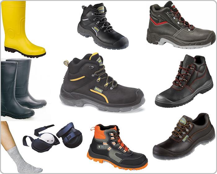 انواع کفش، پوتین ایمنی و کفش کار مهندسی