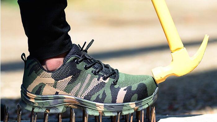 چه نوع کفش ایمنی بخریم؟