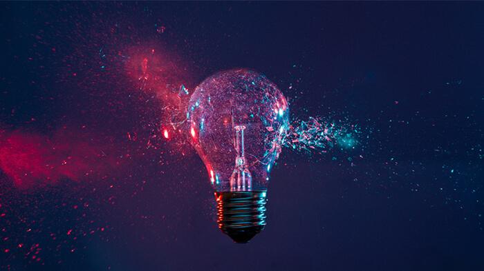 نور لامپ و تاثیر آن بر بدن انسان