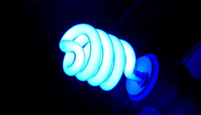مزایای نور آبی
