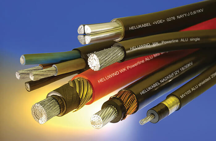انواع کابل آلومینیوم