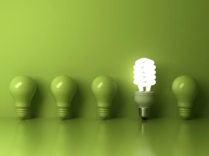 راهنمای خرید لامپ کم مصرف