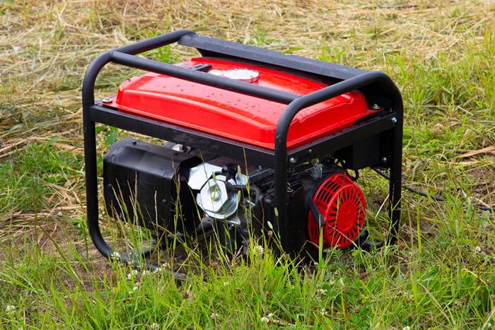 استفاده از موتور برق