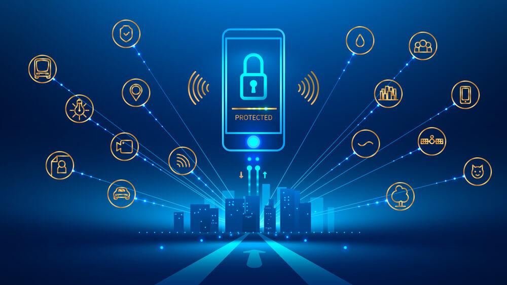 امنیت اینترنت اشیا