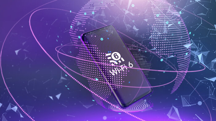 وای فای 6 در گوشی همراه