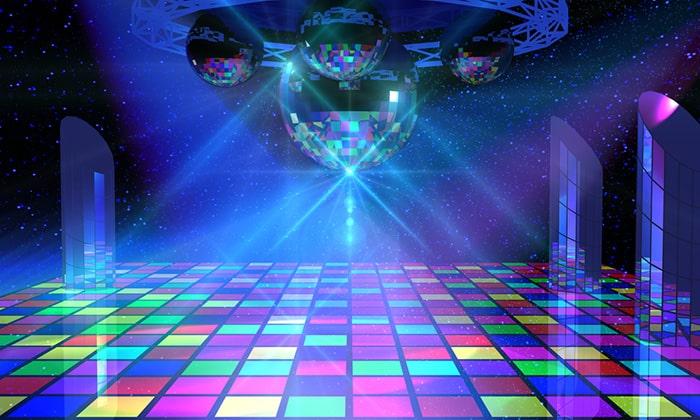 امکانات پیشرفته تر رقص نور