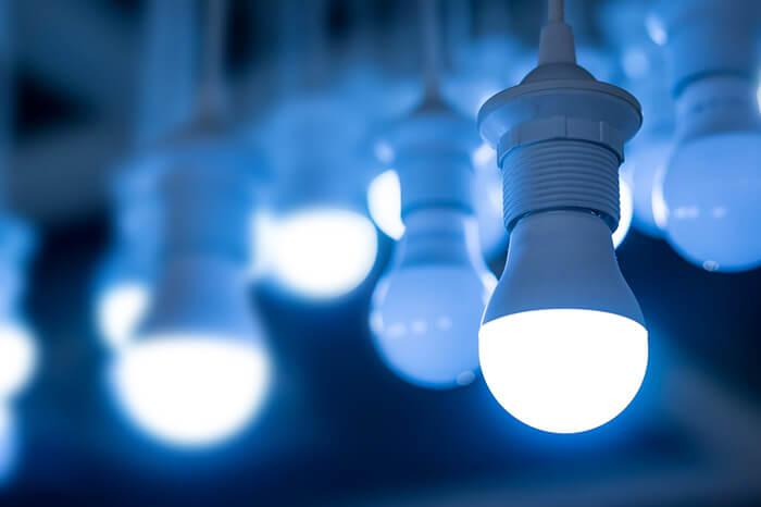 عمر لامپ LED