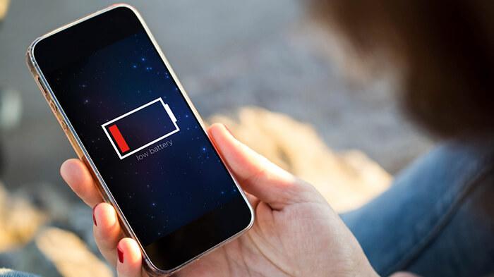 افزایش شارژدهی باتری مویابل