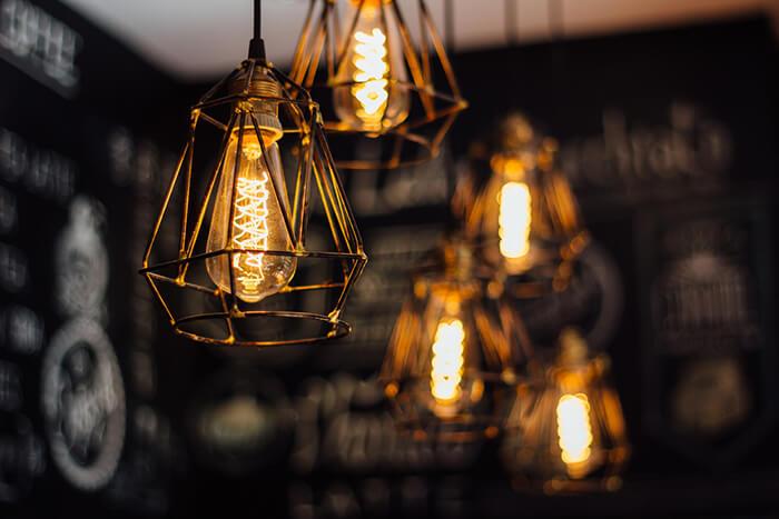 نوع منبع نور فروشگاه