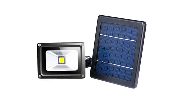چراغ اضطراری خورشیدی