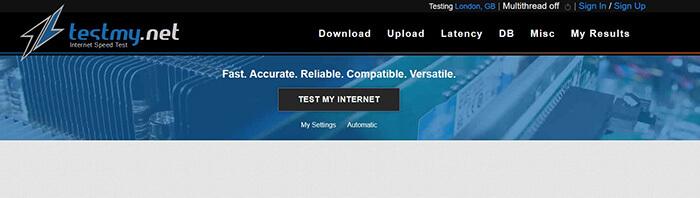 سایت testmy.net