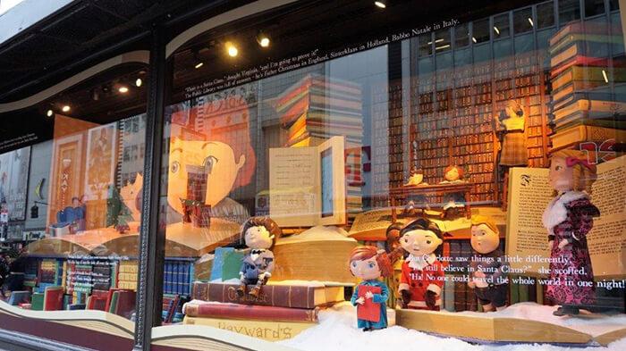 نورپردازی ویترین و مغازه