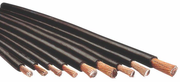 انواع کابل جوش