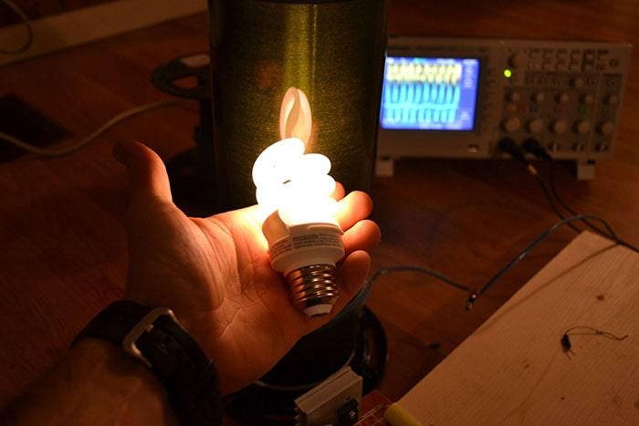 کاربردهای انتقال برق بی سیم