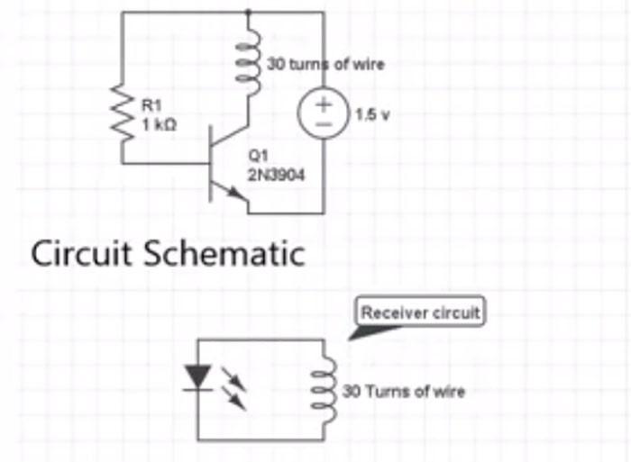 آموزش انتقال برق بیسیم