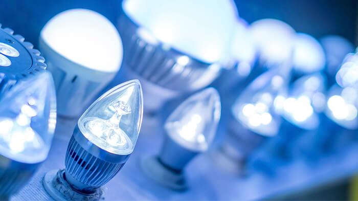 علت کم نور شدن لامپ ال ای دی