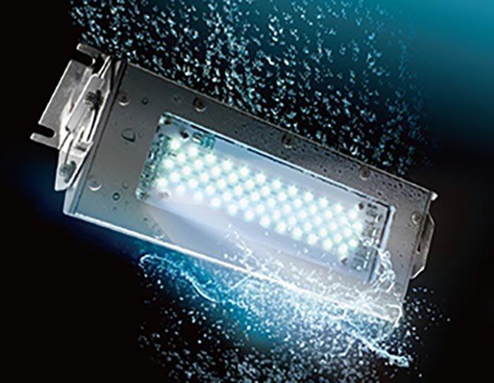 انواع چراغ ضد آب براساس تکنولوژی
