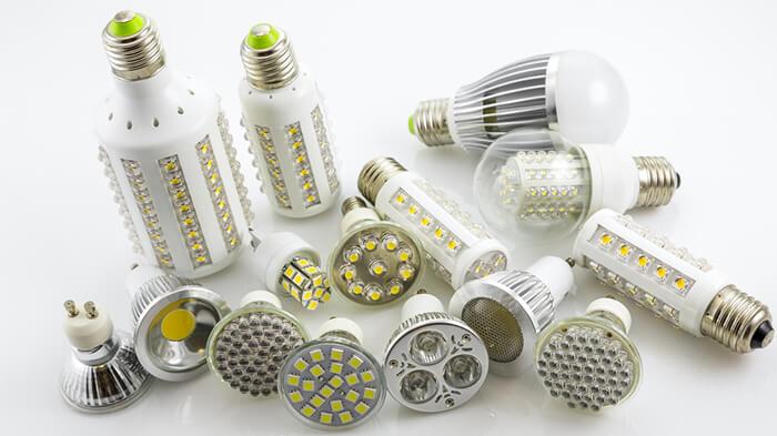 آموز تعمیر لامپ ال ای دی