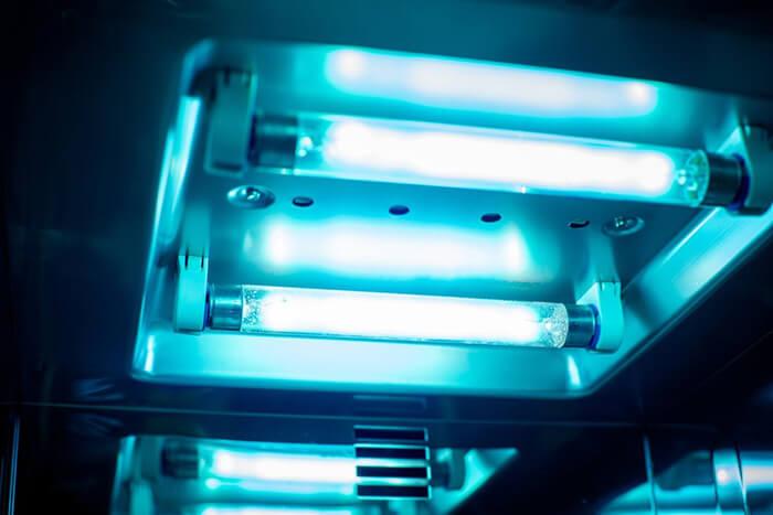 لامپ یو وی چیست
