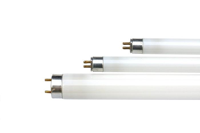 معایب لامپ فلورسنت