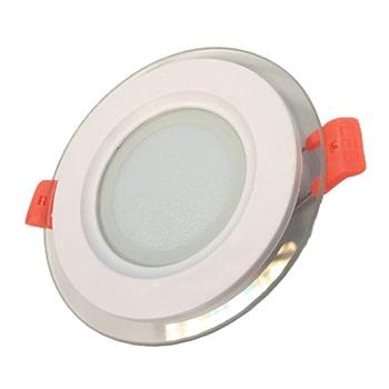 پنل-SMD-توکار-8-وات-فونیکس-مدل-دور-شیشه-ای