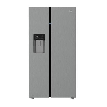 یخچال فریزر ساید بای ساید بکو مدل GN162333ZX