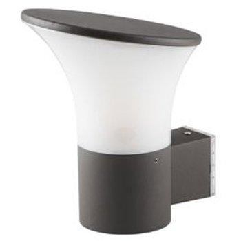 چراغ دیواری 25 وات زمرد نور شفاف IP55 کد T-224