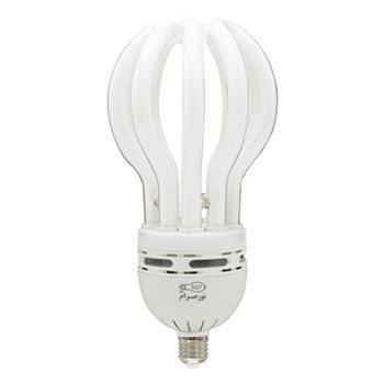لامپ کم مصرف 105 وات نور صرام پویا مدل اتحاد سرپیچ E27