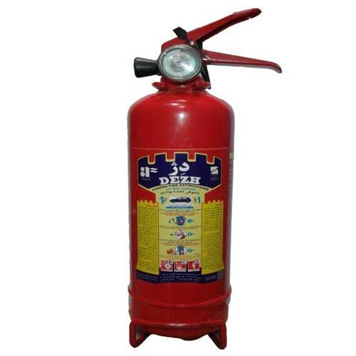 کپسول آتش نشانی دژ 1 کیلوگرمی