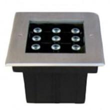 چراغ-دفنی-75-وات-RGB-گلنور-مدل-فلورین-2-مربعی-IP670