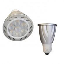 لامپ-ال-ای-دی-7-وات-هانی-نور-COB-سرپیچ-سوزنی-MR160