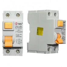 کلید-محافظ-جان-تک-فاز-16-آمپر-ISBS-مدل-RCB0
