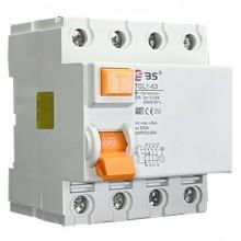 کلید-محافظ-جان-سه-فاز-25-آمپر-ISBS-مدل-RCB0