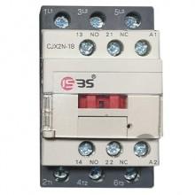 کنتاکتور-9-آمپر-ISBS-با-بوبین-24-ولت-AC-مدل-ISDC09G-C0