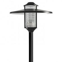 چراغ-پارکی-125-وات-مازی-نور-M6FLR125M-BL-مدل-فلورا-IP540