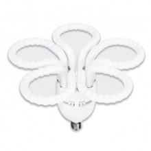 لامپ-کم-مصرف-100-وات-پارس-شعاع-توس-مدل-گل-بامبو-سرپیچ-E270